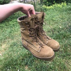 Bates marine corps size 10 boots
